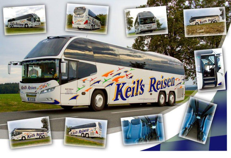 seit 65 Jahren Ihr Reiseexperte aus dem Vogtland.